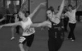 AMPA Dance Students Mentor Tomorrow's Stars
